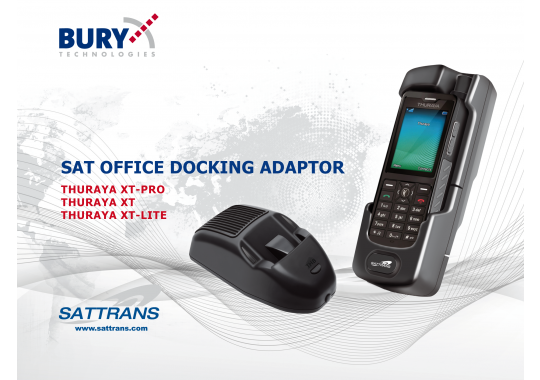 SAT-OFFICE FOR THURAYA XT-PRO/XT/XT-LITE