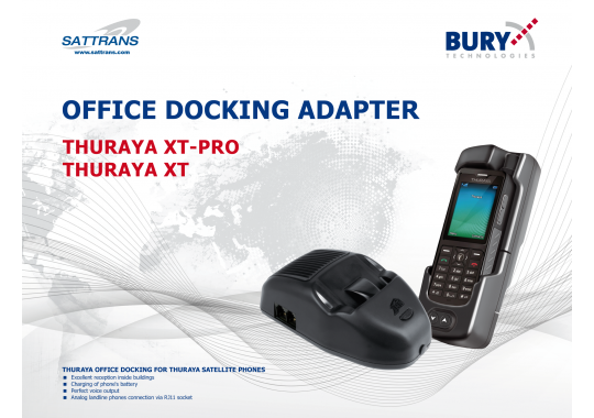 SAT-OFFICE FOR THURAYA XT-PRO & XT with RJ11 port